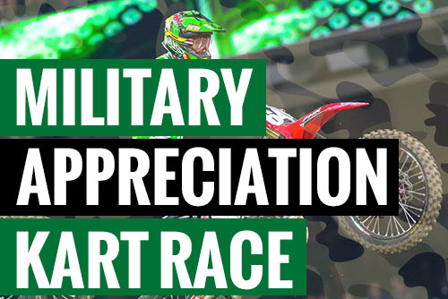 Supercross San Diego | Military Appreciation Night