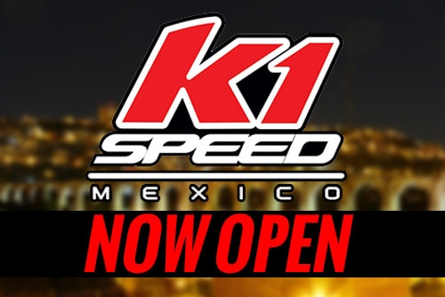K1 Speed's First Franchise is Now Open in Mexico