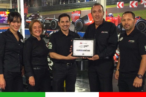 K1 Speed Mexico Receives First International Franchise Certificate