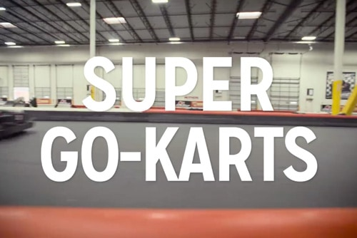 Super Go Karts Presented By Whistle Sports K1 Speed