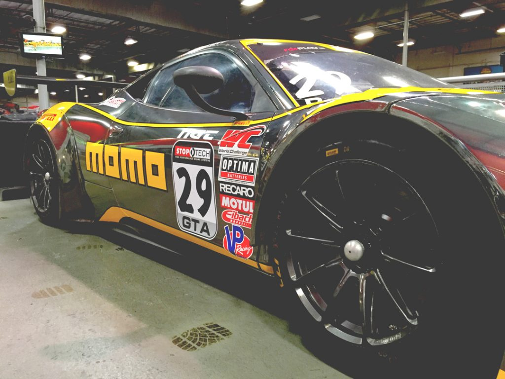 K1 Speed View The Momo Ngt Motorsports Ferrari 458 Gt3