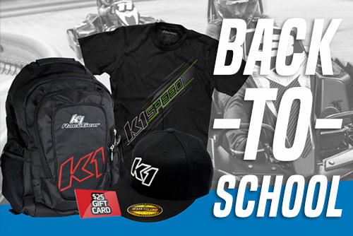 back to school k1 speed