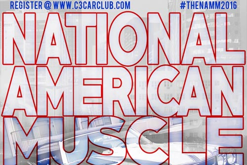The National American Muscle Meet Tour for The American Cancer Society