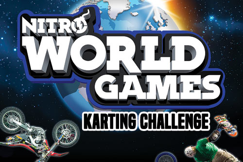 Nitro World Games Karting Challenge