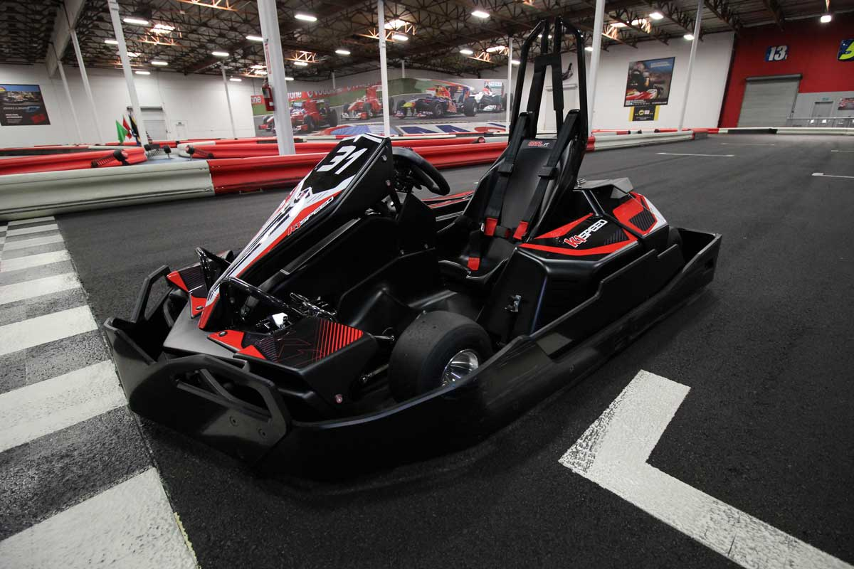 K1 Speed | NEW SHIFTABLE KARTS IN CARLSBAD!