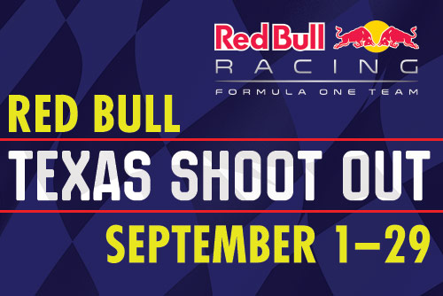 red bull texas shoot out k1 speed