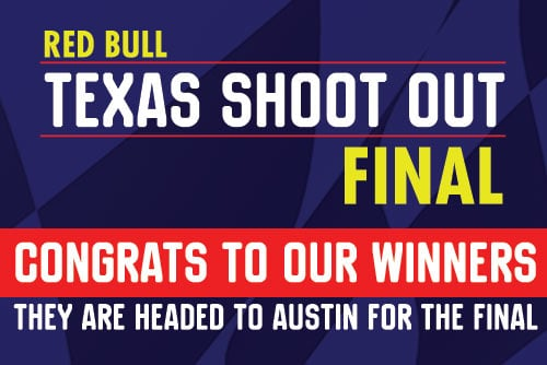 Red Bull Texas Shootout Winners