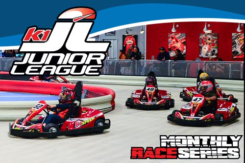 2017 Junior League Round 3 Results K1 Speed