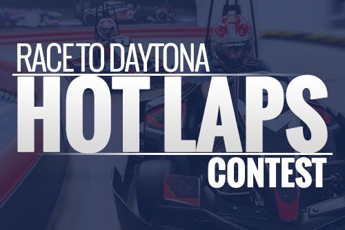 Daytona Hot Laps Contest
