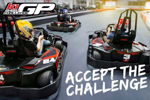 CHALLENGE GP - ROUND 2 IS THIS SUNDAY