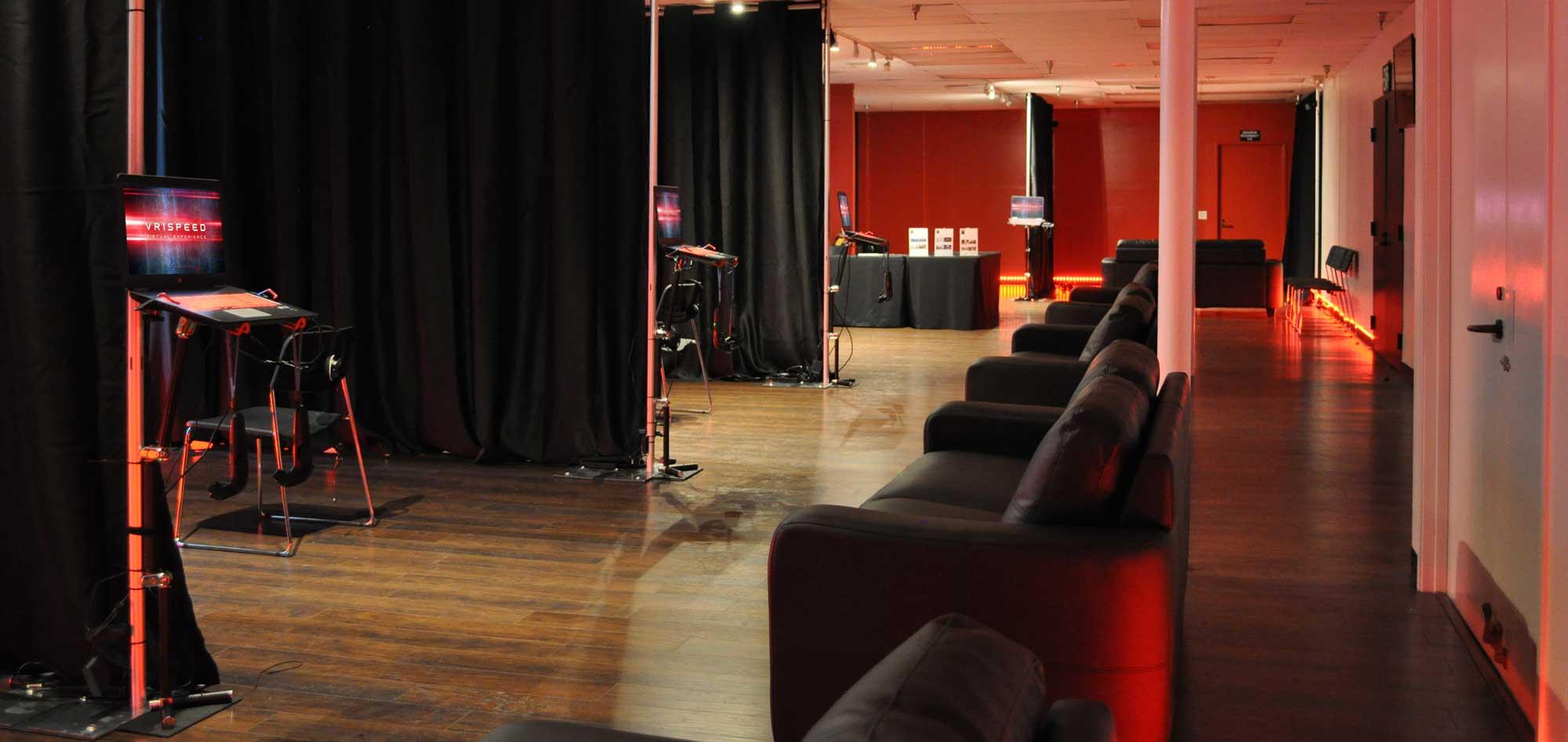 Virtual Meeting Rooms Vive