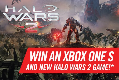 Race To Win An Xbox One S And Halo Wars 2 Game K1 Speed