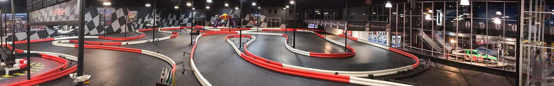 K1 Speed Indoor Go Kart Racing Sacramento