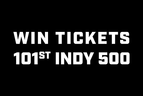 Win Indy 500 Tickets