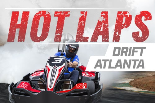 Formula Drift Hot Laps Atlanta