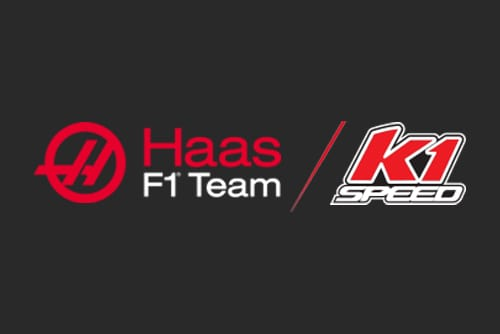 Haas F1 and K1 Speed Partnership