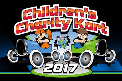 Childrens Charity Kart