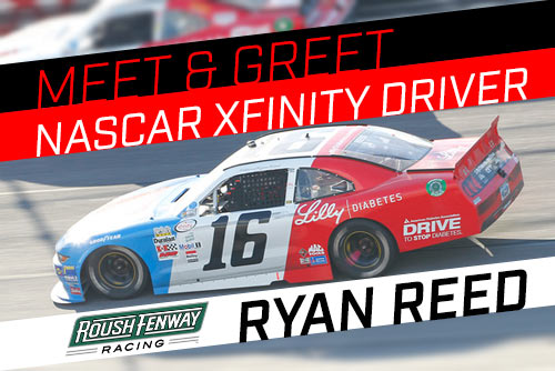 Ryan Reed Meet and Greet
