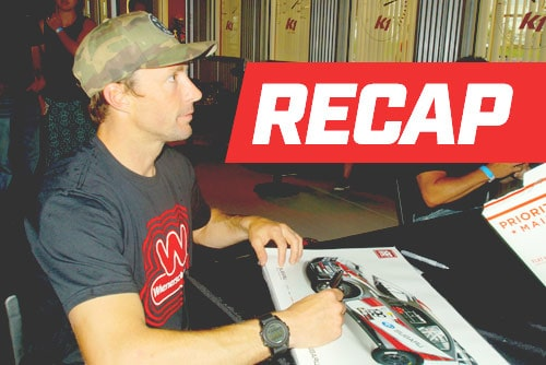 Camping World Concord >> RECAP: Travis Pastrana Meet & Greet in Concord, NC | K1 Speed
