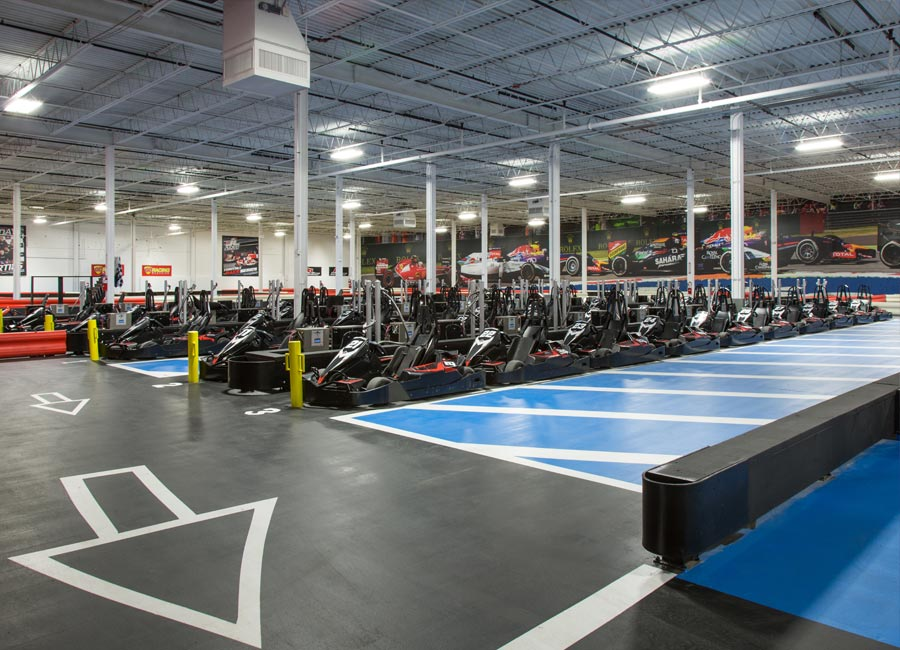 wilmington track k1 speed