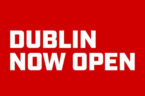 K1 Speed Dublin is Open