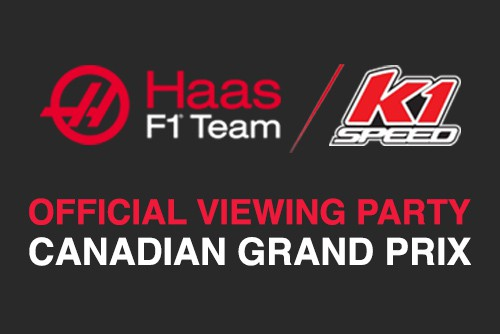 Haas F1 Viewing Party