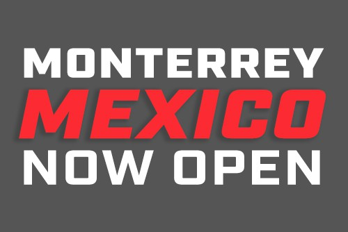 K1 Speed Monterrey Mexico is now Open!