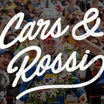 cars and rossi