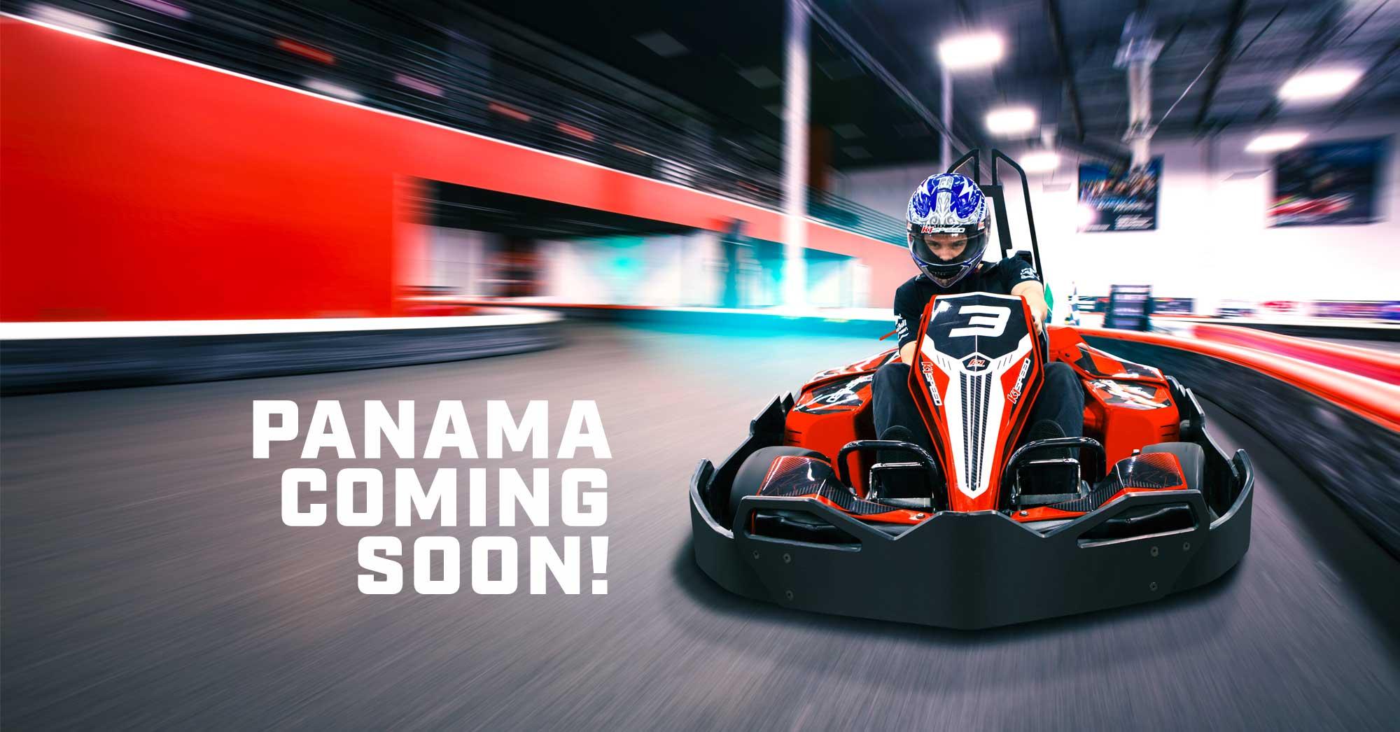 Panama City Go Kart Racing