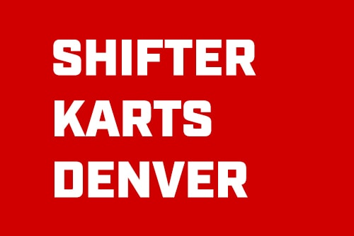 Shiftable Electric Karts Now in Denver