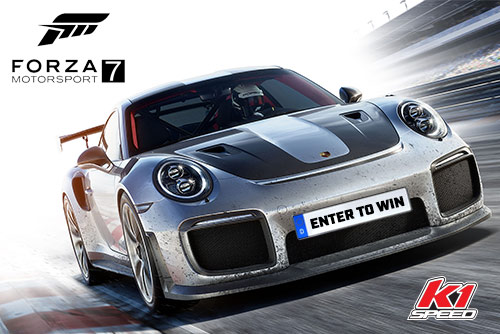 ENTER TO WIN THE ULTIMATE RACING GAME