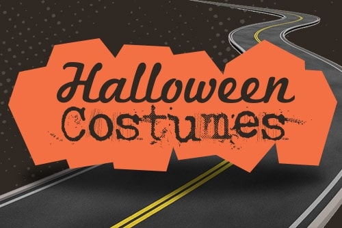 TRACK OR TREAT! TOP RACING INSPIRED HALLOWEEN COSTUMES