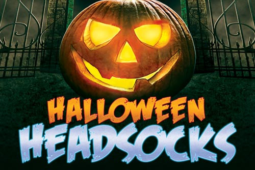 halloween head sock