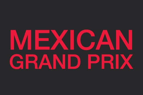 Race Over to Addison to Watch the Mexican GP