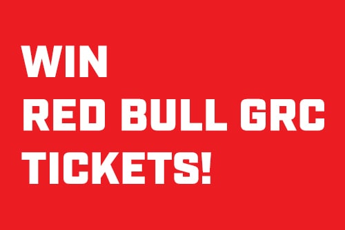 Win Red Bull GRC Tickets