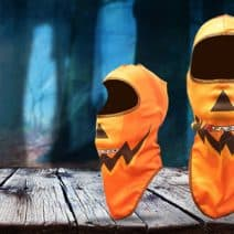 Halloween Jack-o'- Lantern Headsock / Masks on Sale Now!