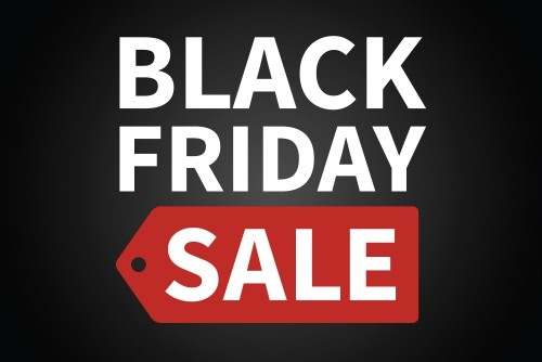 Black Friday Special - 25% Off Plus Free Shipping!