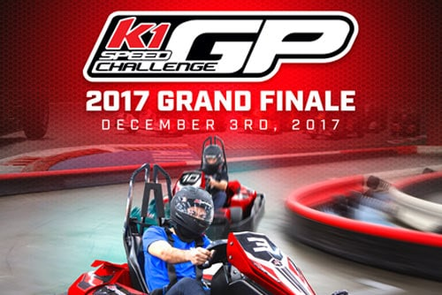 The Final Challenge GP Is This Weekend!