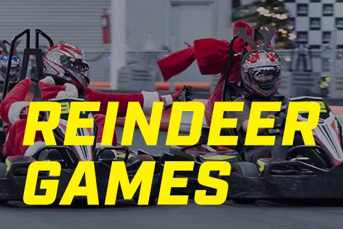 2017 Holiday Video - Reindeer Games