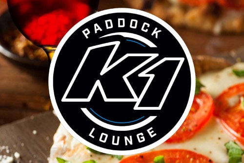 Friends, Food & Drinks - Paddock Lounge