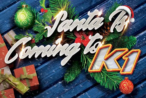 First Annual Karting 4 Kids Charity Toy Drive