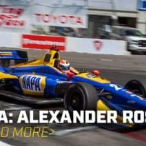 Q&A: Indy 500 Winner Alexander Rossi Talks Karting