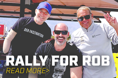 Rally for Rob Amick: Race for a Great Cause