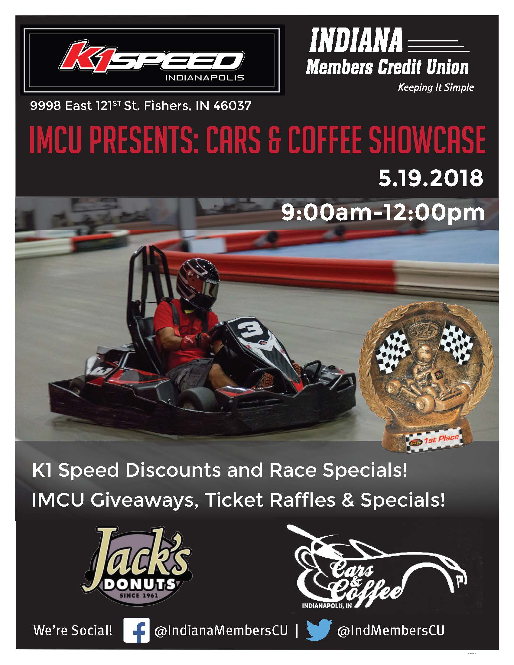 imcu cars and coffee k1 speed Indianapolis