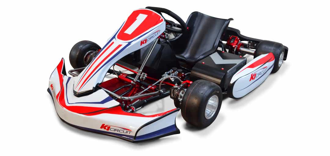 K1 Sd Electric Pro Kart