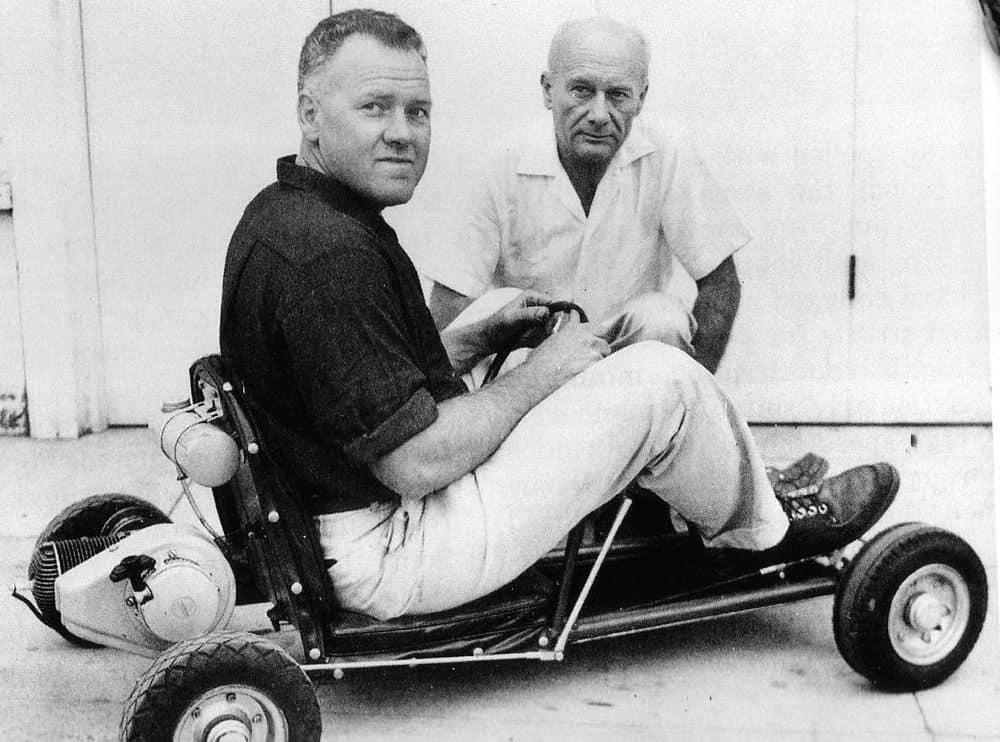Art Ingels - the Inventor of the Go Kart | K1 Speed