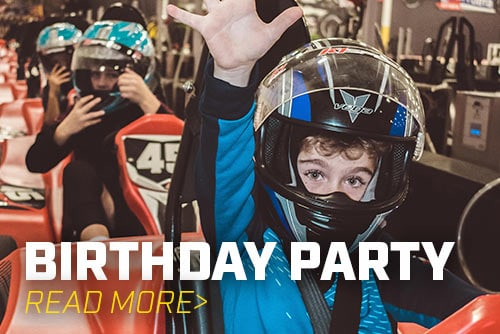 The Perfect Venue for Your Kid's Go Kart Birthday Party