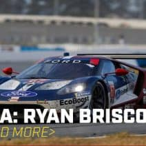 Q&A: Ford GT Racing Driver Ryan Briscoe Talks Karting