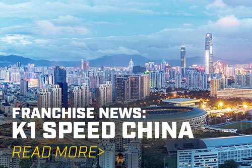 K1 Speed Opening First China Location in Shenzhen