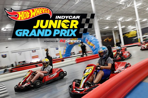 Hot Wheels™ IndyCar Junior Grand Prix Coming to Arlington!